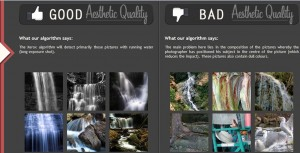 Can Software Judge Whether an Image Is Good or Bad?